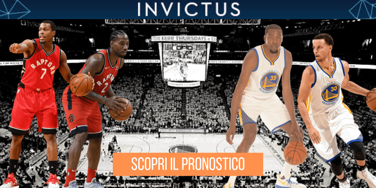 toronto raptors - golden state warriors pronostico