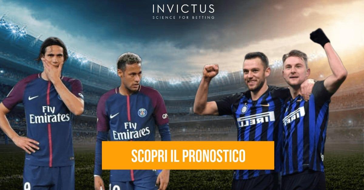 PSG Inter pronostico