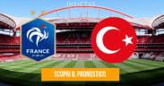 pronostico francia turchia