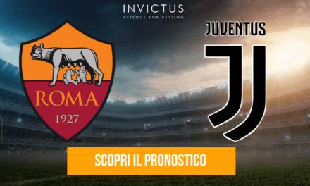 Roma – Juventus: analisi tattica, statistiche e pronostico