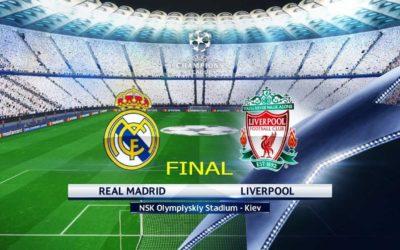 Finale di Champions League Real Madrid – Liverpool: analisi tattica, statistiche e pronostico