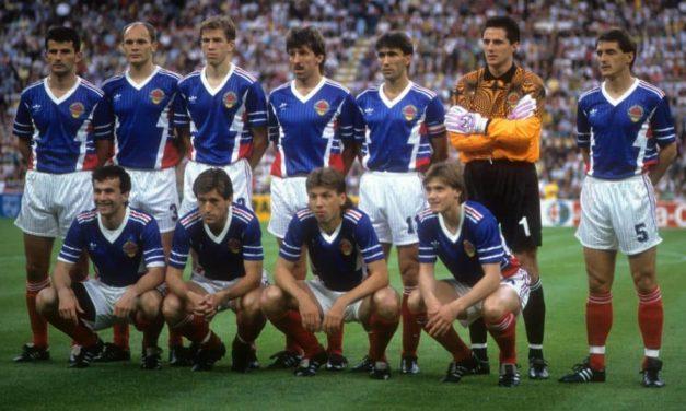 Focus Mondiale, come giocherebbe oggi la Jugoslavia
