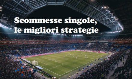 Scommesse singole: le migliori strategie