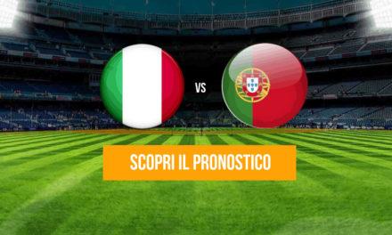 Italia – Portogallo: analisi tattica, statistiche e pronostico