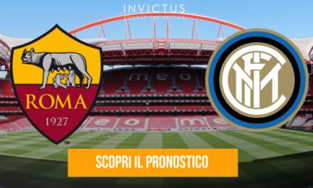 Roma – Inter: analisi tattica, statistiche e pronostico