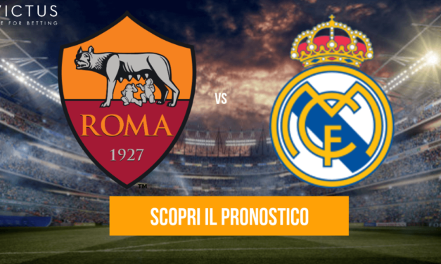 Roma – Real Madrid: analisi tattica, statistiche e pronostico