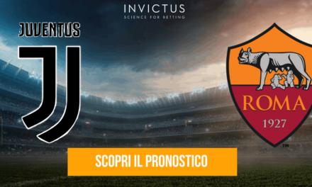 Juve – Roma: analisi tattica, statistiche e pronostico