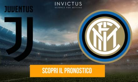 Juve – Inter: analisi tattica, statistiche e pronostico