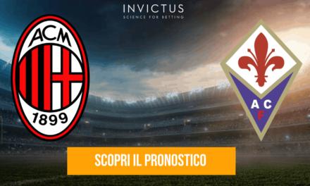 Milan – Fiorentina: analisi tattica, statistiche e pronostico