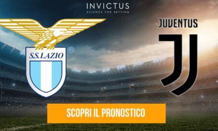 Lazio – Juve: analisi tattica, statistiche e pronostico