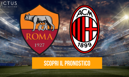 Roma – Milan: analisi tattica, statistiche e pronostico
