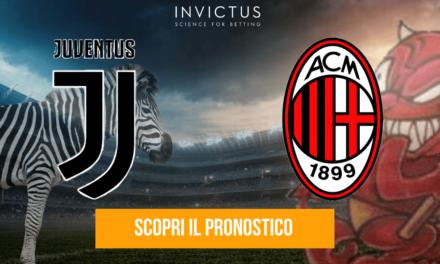 Supercoppa Italiana Juve – Milan: analisi tattica, statistiche e pronostico