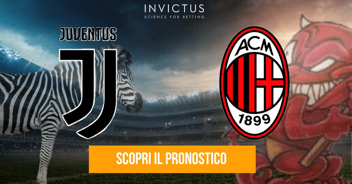 Juve – Milan: analisi tattica, statistiche e pronostico