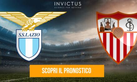 Lazio – Siviglia: analisi tattica, statistiche e pronostico