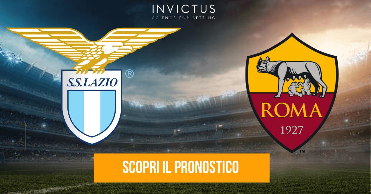 Derby Lazio – Roma: analisi tattica, statistiche e pronostico