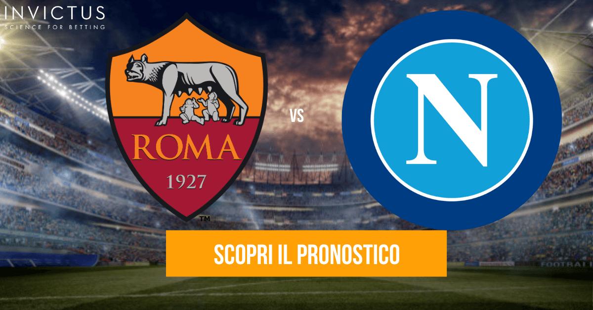 Roma – Napoli: analisi tattica, statistiche e pronostico