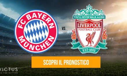 Bayern Monaco – Liverpool: analisi tattica, statistiche e pronostico
