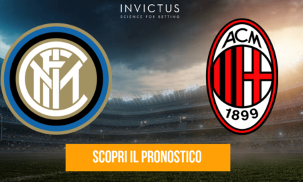 Derby Milan – Inter: analisi tattica, statistiche e pronostico