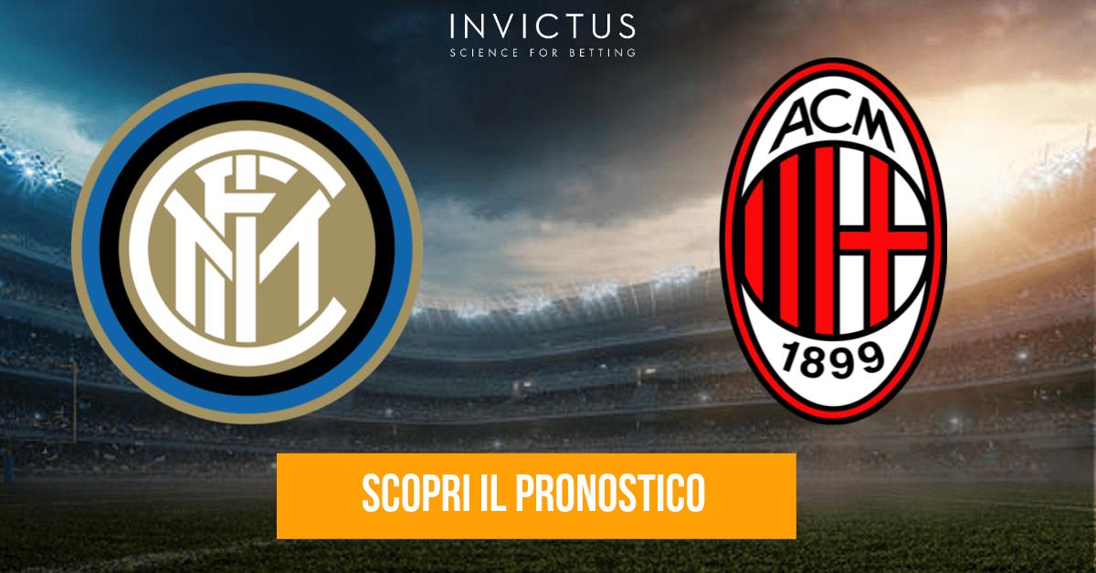 Derby Milan – Inter: analisi tattica, statistiche e pronostico
