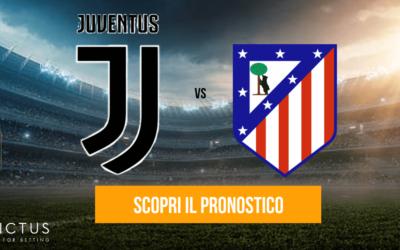 Juve – Atletico Madrid: analisi tattica, statistiche e pronostico