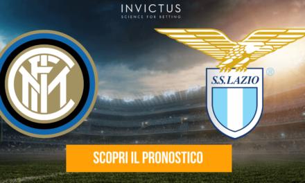 Inter – Lazio: analisi tattica, statistiche e pronostico