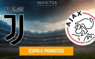 Juve – Ajax: statistiche, analisi tattica e pronostico