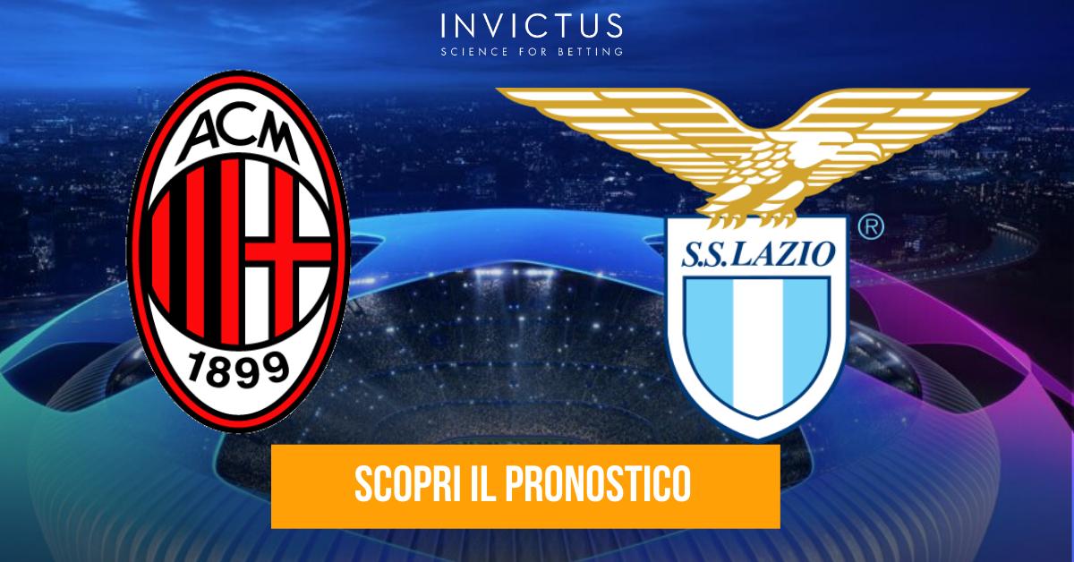 Milan – Lazio: analisi tattica, statistiche e pronostico