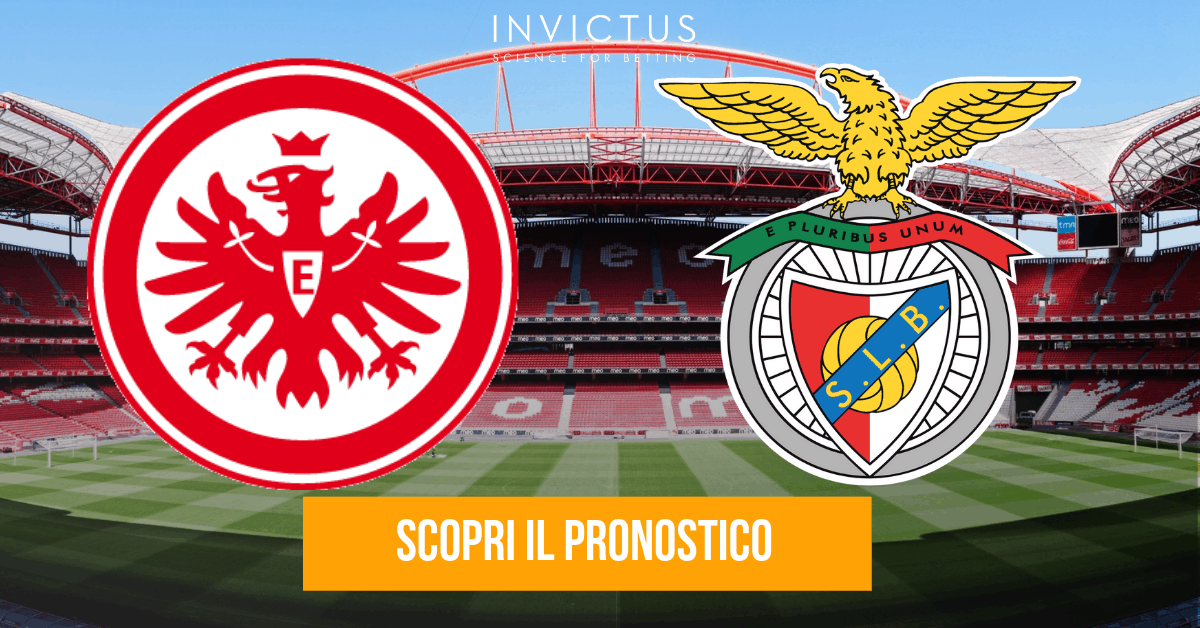 Eintracht Francoforte – Benfica: analisi tattica, statistiche e pronostico