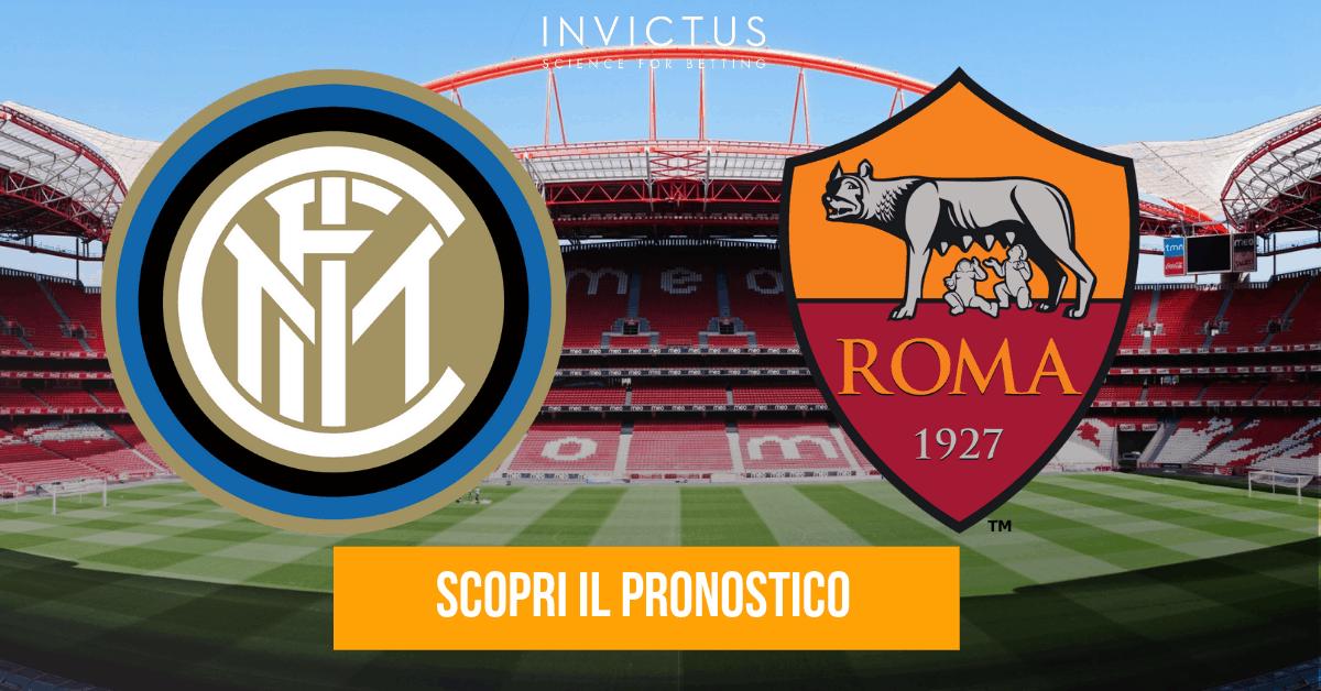 Inter – Roma: analisi tattica, statistiche e pronostico