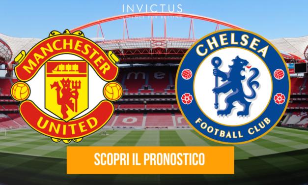 Manchester United – Chelsea: analisi tattica, statistiche e pronostico