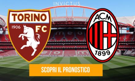 Torino – Milan: analisi tattica, statistiche e pronostico