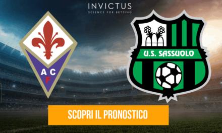 Fiorentina – Sassuolo: analisi tattica, statistiche e pronostico