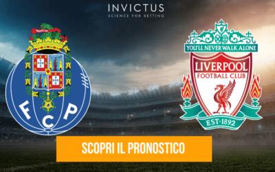 Porto – Liverpool: statistiche, analisi tattica e pronostico