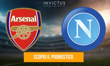 Arsenal – Napoli: analisi tattica, statistiche e pronostico