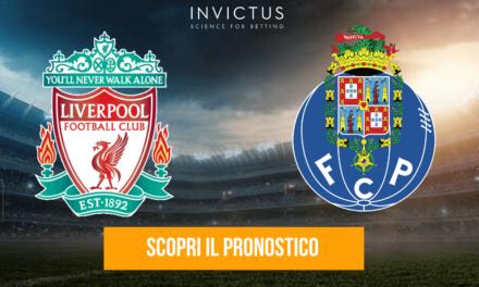 Liverpool – Porto: analisi tattica, statistiche e pronostico