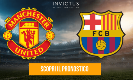 Manchester United – Barcellona: analisi tattica, statistiche e pronostico