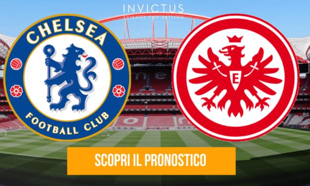 Chelsea – Eintracht Francoforte: analisi tattica, statistiche e pronostico