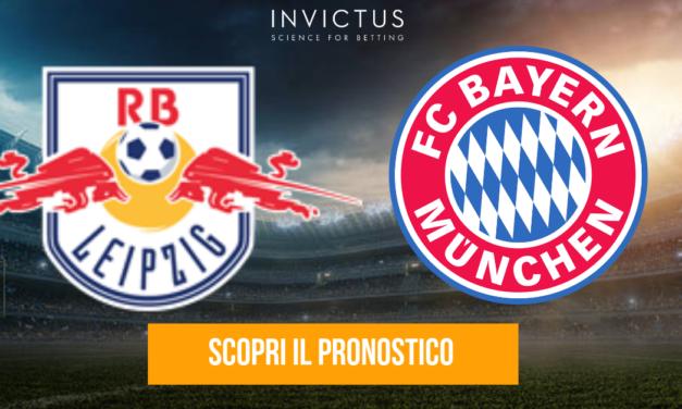Red Bull Lipsia – Bayern Monaco: analisi tattica, statistiche e pronostico