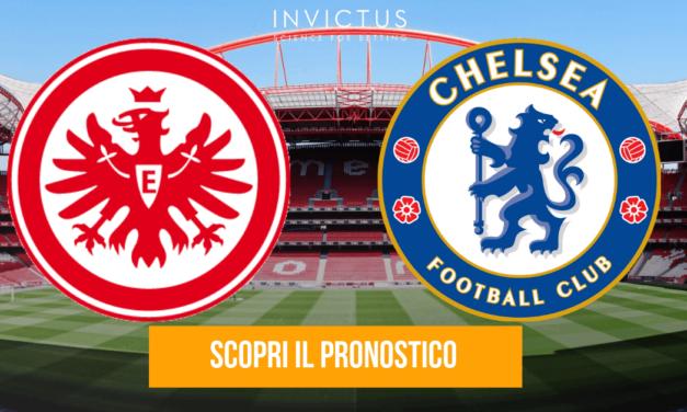 Eintracht Francoforte – Chelsea: analisi tattica, statistiche e pronostico