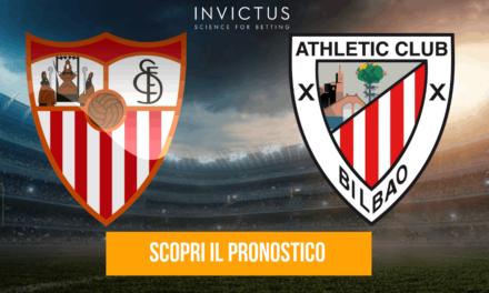 Siviglia – Atletico Bilbao: analisi tattica, statistiche e pronostico