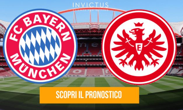 Bayern Monaco – Eintracht Francoforte: analisi tattica, statistiche e pronostico