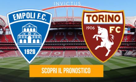 Empoli – Torino: analisi tattica, statistiche e pronostico