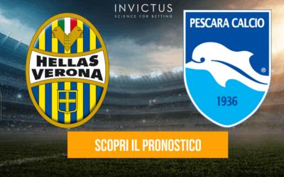 Hellas Verona – Pescara: analisi tattica, statistiche e pronostico