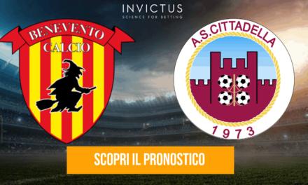 Benevento – Cittadella: analisi tattica, statistiche e pronostico