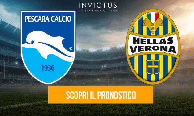 Pescara – Hellas Verona: analisi tattica, statistiche e pronostico