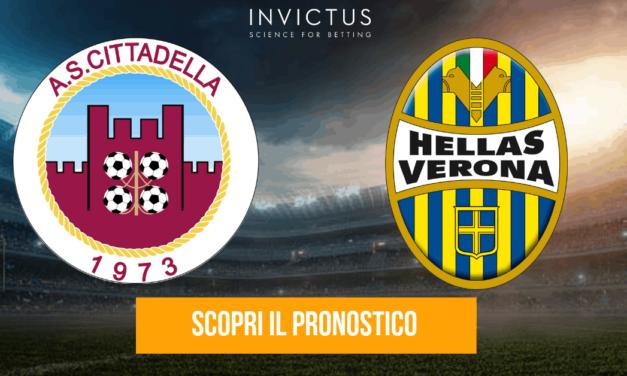 Cittadella – Hellas Verona: analisi tattica, statistiche e pronostico
