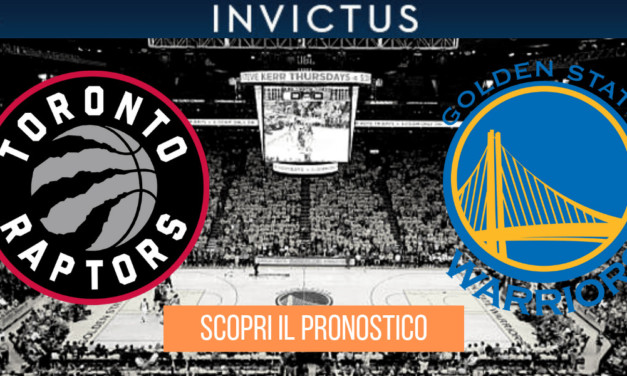 Toronto Raptors – Golden State Warriors, gara 1: analisi tattica, statistiche e pronostico