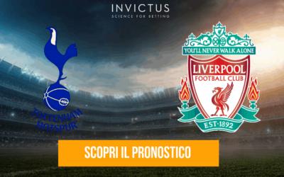Tottenham – Liverpool: analisi tattica, statistiche e pronostico