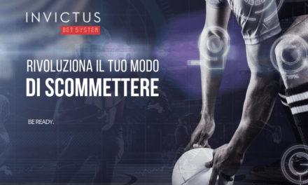 Invictus lancia il Bet System: l'unico sistema in Italia che genera progressioni