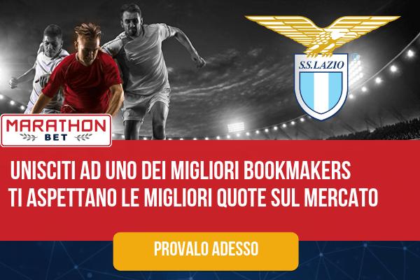 Lazio e Marathonbet, una partnership esplosiva